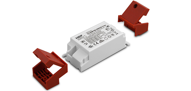 Triac dimmable CC LED driver