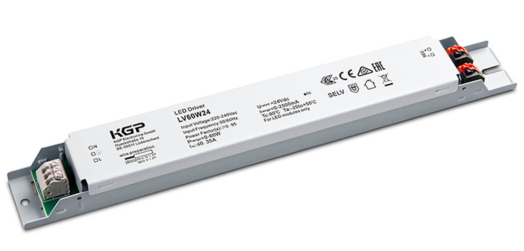 Constant Voltage 24V Linear LED Driver