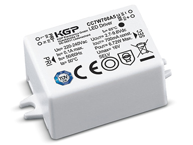 Switchable mini Constant Current LED Driver