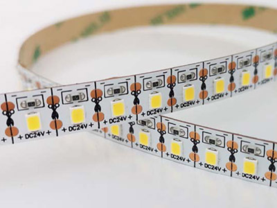 Flexible Single Cut LED Streifen EPISTAR 2835 | 28,8 Watt