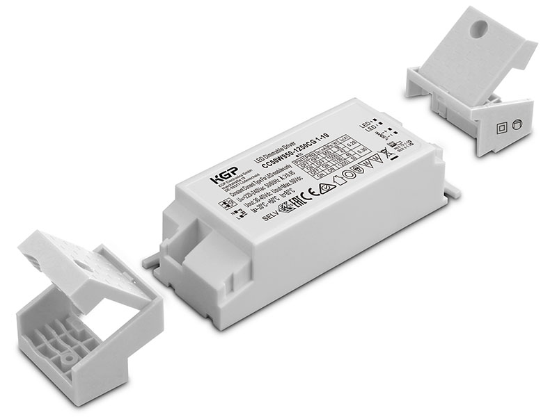 1-10V dimmable LED Driver 50Watts   950-1250mA