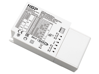 DALI 2 dimmable 42Watt LED Driver with 300-1050mA