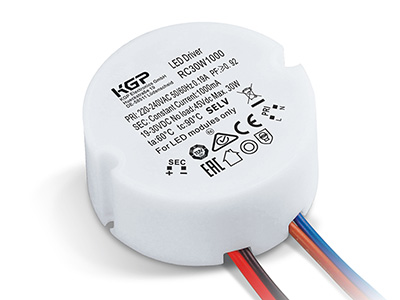 LED Driver rc 30 Watt 600mA - 1000ma