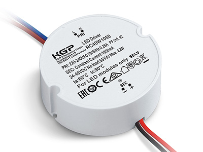 LED Driver rc 40watt 900mA - 1050mA