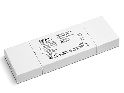 1-10V Dimmable Constant Voltage LED Driver  36 Watt 24 Volt