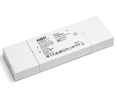 Flat Constant Voltage LED Driver 36 Watt 24 Volt