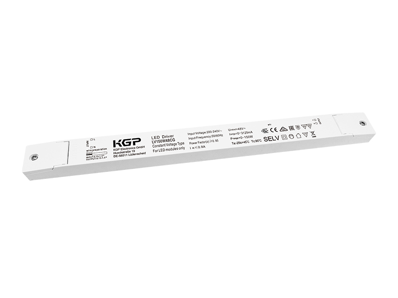 Switchable Linear LED Driver with 150W and 48V