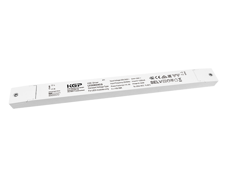 Switchable Linear LED Driver with 30W and 24V
