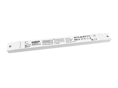 1-10V dimmable Linear LED Driver with 30W and 24V