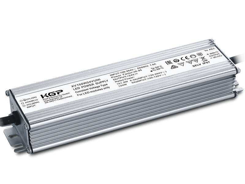Constant Voltage Outdoor LED Driver 150Watts | 24Volts UNI
