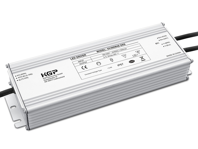 outdoor ip67  constant voltage led driver with 96w and 12