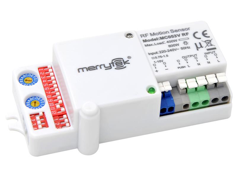 MC053V RF + MW05
